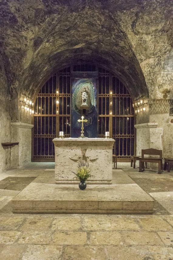 Chapel of Notre Dame Sous Terre