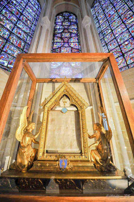 The Veil Chapel, Choir Ambulatory