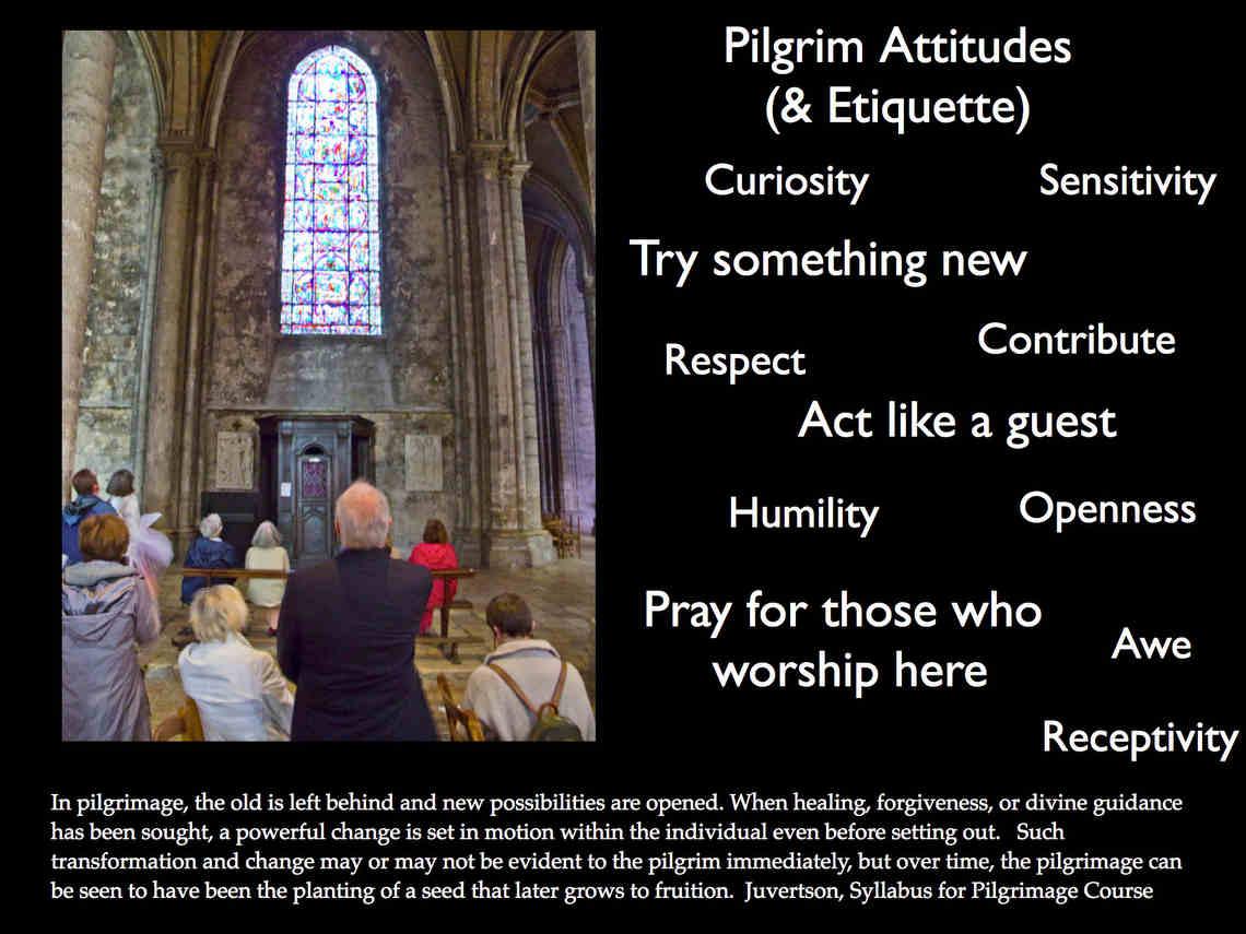 PilgrimEtiquette