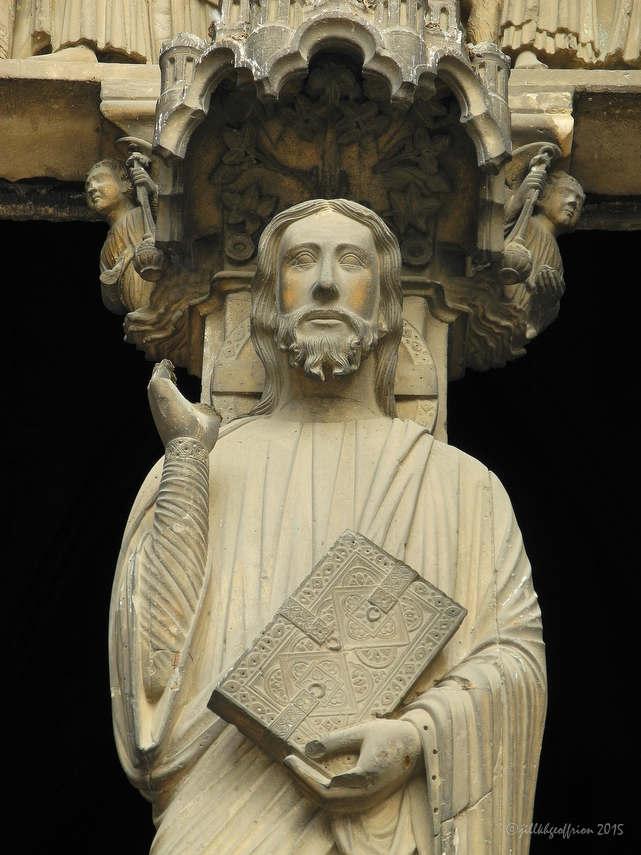 Jesus, South Porch